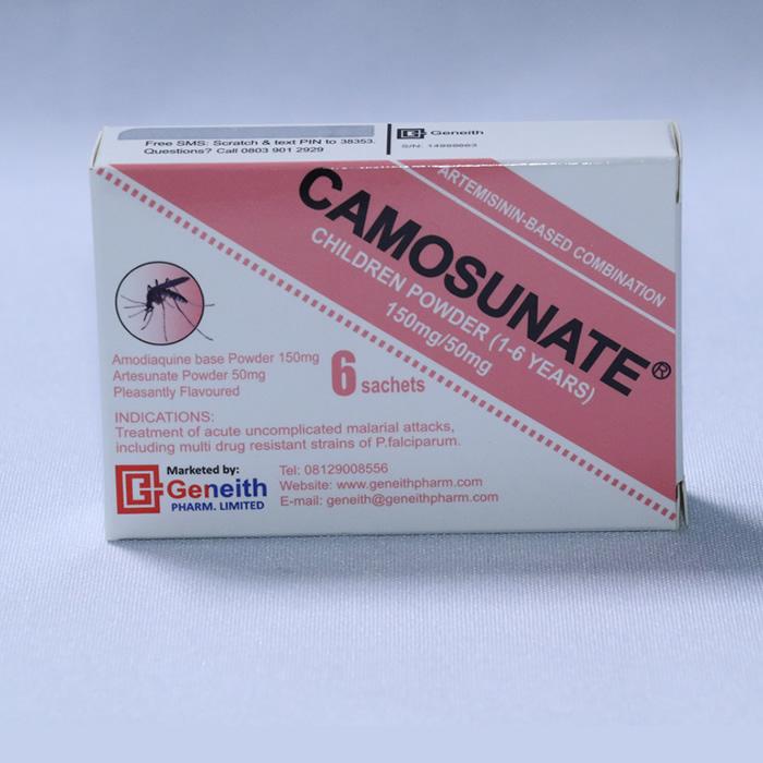 Camosunate Children Powder (1-6 Years)
