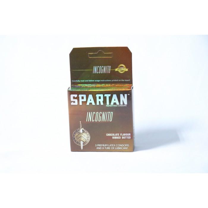 condom (Spartan) 3 premium latex