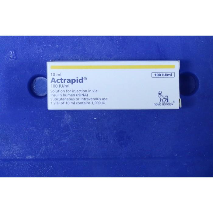Actrapid 100IU/ml