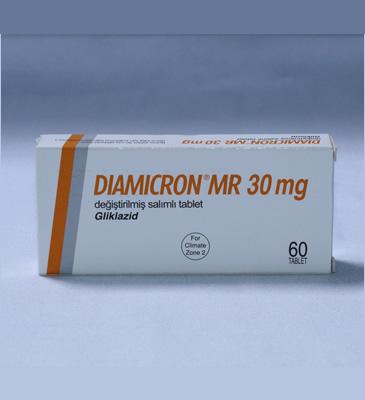 DIAMICRON MR 30MG