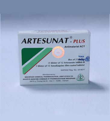 ARTESUNAT – PLUS
