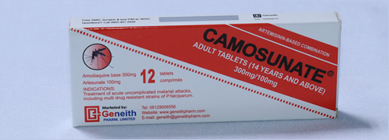 CAMOSUNATE ADULT TABLETS (14 YEARS AND ABOVE)