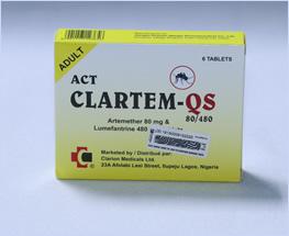 ACT CLARTEM -QS